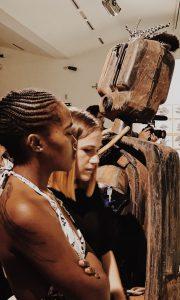 Pac mostra arte africa