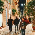 Milano Vogue night