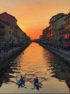 Milanomind tramonti