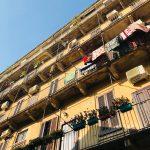 Milano casa ringhiera