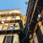 Milano casa di ringhiera