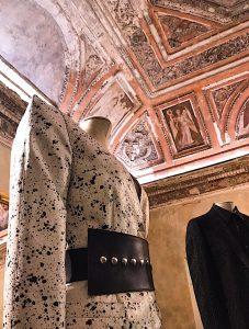 Italiana mostra moda