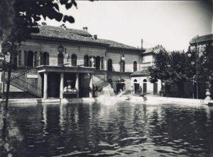 Bagni Diana anni 30